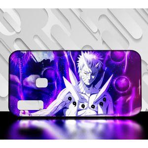 Coque Design Samsung Galaxy J7 (2017) MANGA Naruto Shippuden Obito Rikudo mode 15