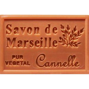 SAVON - SYNDETS Savon de Marseille parfum cannelle