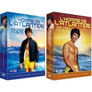 DVD SÉRIE L Homme de L Atlantide : Intégrale Série Télé + Té