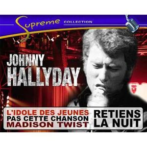 collection johnny hallyday achat vente collection johnny hallyday pas cher soldes cdiscount. Black Bedroom Furniture Sets. Home Design Ideas