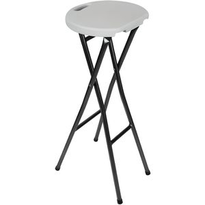 tabouret de bar pliant achat vente tabouret de bar pliant pas cher les soldes sur. Black Bedroom Furniture Sets. Home Design Ideas