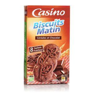 BISCUITS CHOCOLAT Biscuits pépites de chocolat - 400 g