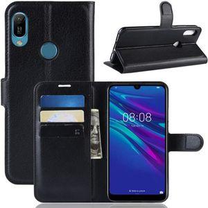 """HOUSSE - ÉTUI Pour Huawei Y6 2019 Coque (6.09""""), Classique PU Cu"""