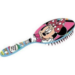 BROSSE - PEIGNE Brosse cheveux Minnie Mouse Disney Fille New GUIZM