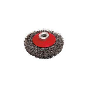 10pcs dia 5 mm fil de laiton Crayon Brosses Outil Rotatif Pour Die Meuleuse Puissance