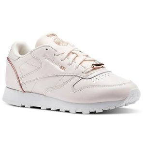 BASKET CHAUSSURES REEBOK CLASSIC LEATHER HW ROSE BS9880
