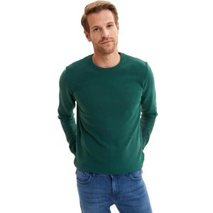 PULL DeFacto Basic Pull en Vert bouteille