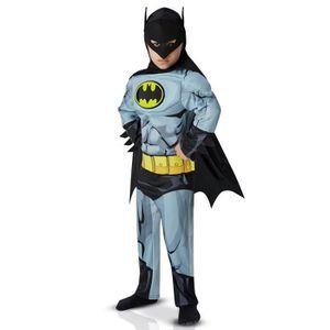 DÉGUISEMENT - PANOPLIE Déguisement luxe Batman Comic Book enfant