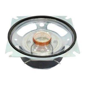 ENCEINTES Haut-parleur à large bande de 8 cm 20 W 8  Niveau