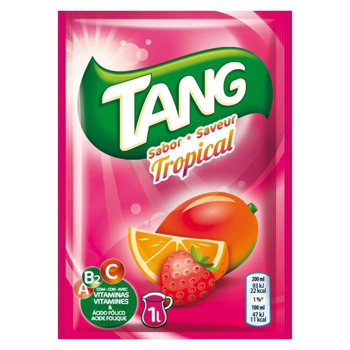 TANG Saveur tropical - 30 pièces - 30 g