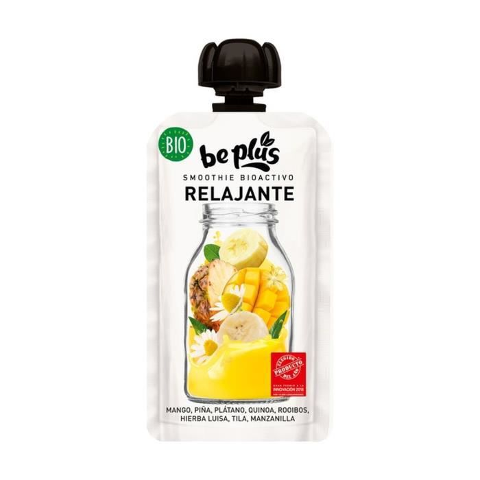BE PLUS Pochette Bio Relaxing Smoothie 150 g