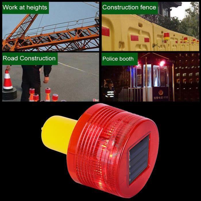 Gyrophare à LED,Feux d'avertissement de sécurité routière HB057