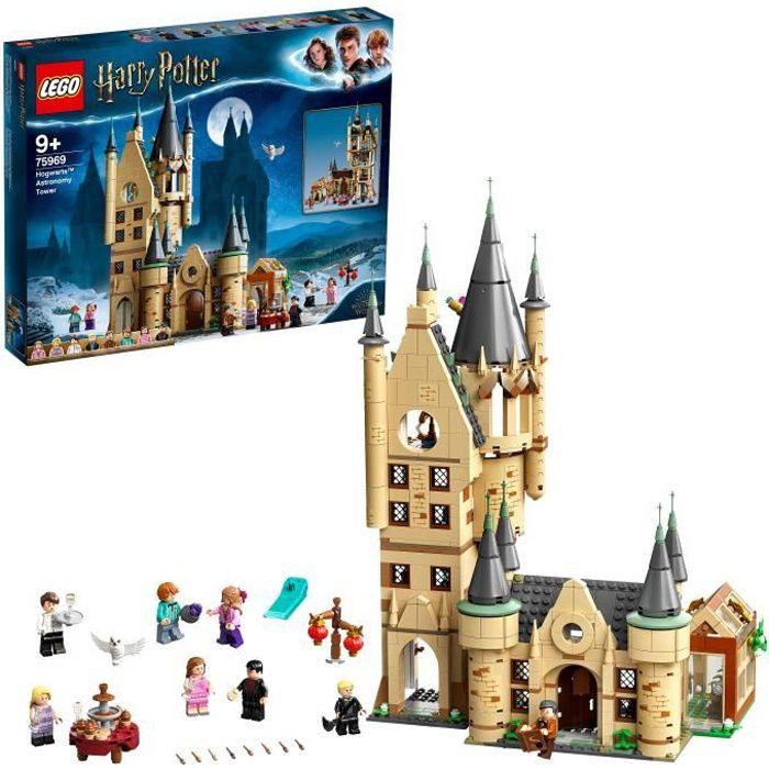 LEGO® Harry Potter™ 75969 La Tour d'astronomie de Poudlard™
