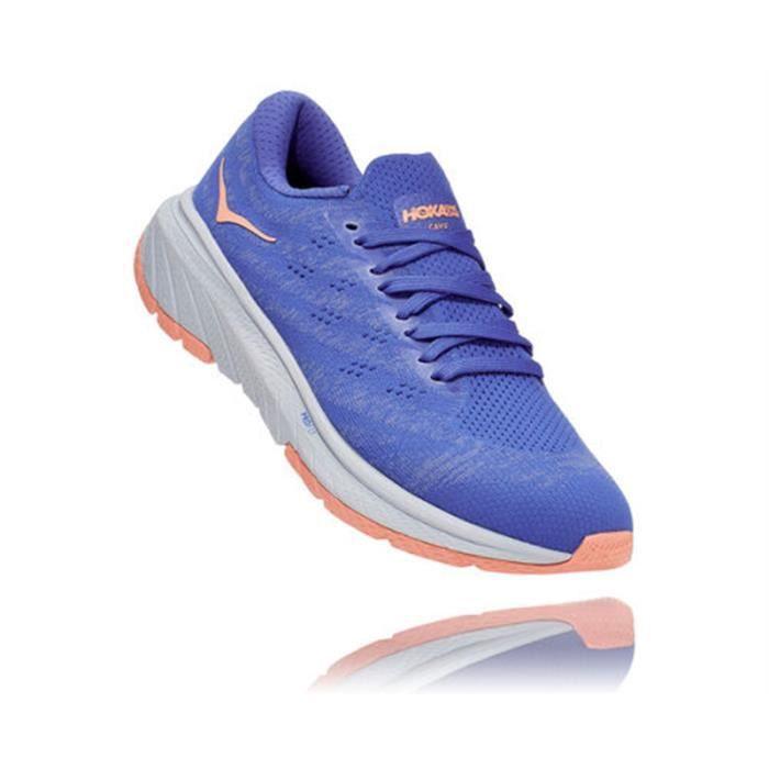 Basket running femme Hoka Cavu 3 bleu - 38 2/3