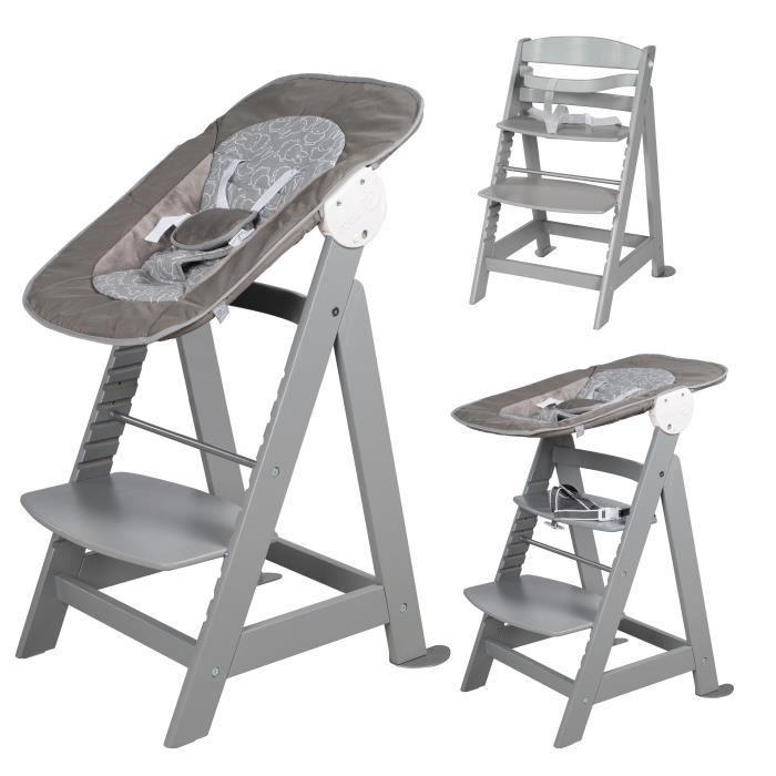 ROBA -Born Up- Chaise haute évolutive 2 en 1 -miffy®-, dès la naissance