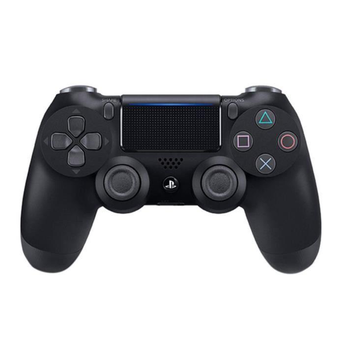 CONSOLE PS4 DualShock 4 - Contrôleur de jeu sans fil BT pour m
