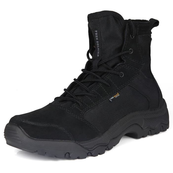 Outdoor Storm Ultralight Tactical Boots Breathable Durable Lightweight Shoe MUWXW Taille-40 1-2 pJCDUHRPCB