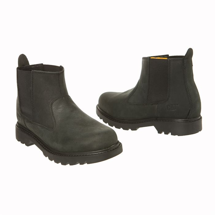CATERPILLAR Bottines cuir Drysdale Homme