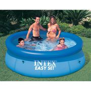 "KIT PISCINE  Kit piscine ""Easy Set"" INTEX Ø 2,44 x H76 cm"
