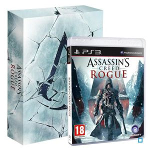 JEU PS3 Assassin's Creed Rogue Collector Edition PS3