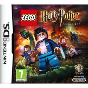 JEU DS - DSI LEGO HARRY POTTER ANNÉE 5 À 7 / Jeu console DS