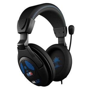 Turtle Beach Micro-Casque Gamer PX22 - Filaire - USB - PS4 / PS3 / Xbox 360 / Xbox One / PC / Mac / Mobile / Tablette