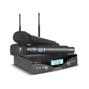 MICROPHONE - ACCESSOIRE G-MARK G320AM Système de Microphone Sans Fil Profe