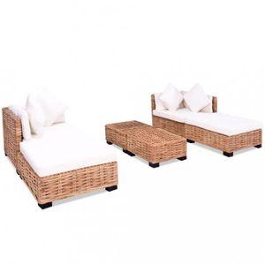 SALON DE JARDIN  ICAVERNE categorie Ensembles de meubles de salon-s