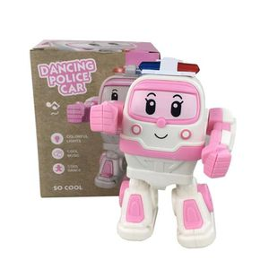 VOITURE ELECTRIQUE ENFANT Enfants Robot Jouet de Bande Dessinée De Voiture D