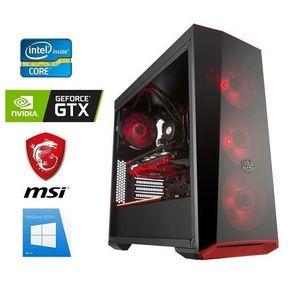 UNITÉ CENTRALE  PC Gamer I9-9900KF- GeForce GTX 1660 6GO - 16GO RA
