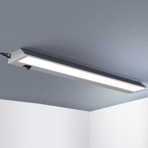 ECLAIRAGE DE MEUBLE Réglette lumineuse orientable à LED 10W • blanc ne