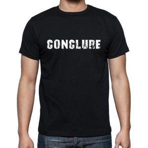 T-SHIRT conclure tshirt, homme tshirt avec motif