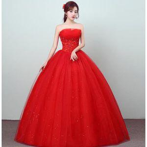 ROBE DE MARIÉE OFELI® Coréenne Dentelle Up robe de Bal Robes De M