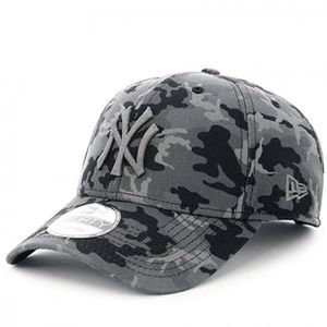 casquette ny camouflage femme