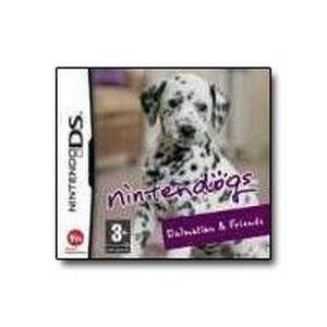 JEU DS - DSI Nintendogs Dalmatian & Friends - Ensemble complet…