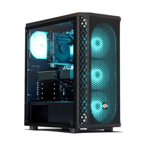 UNITÉ CENTRALE  PC Gamer, Intel i7, RTX 2070, 480Go SSD, 2To HDD,