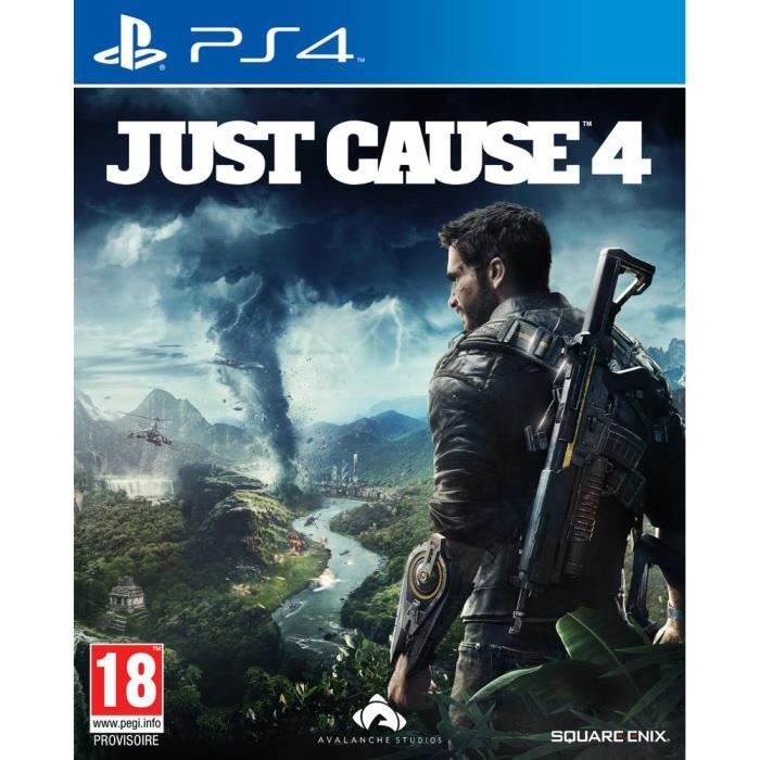 Just Cause 4 Jeu PS4
