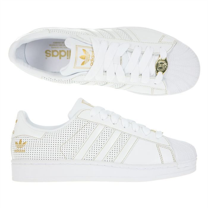 ADIDAS Baskets Superstar II TL Homme