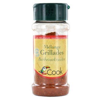 Cook Melange Grillades 35g