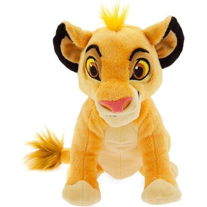 Disney Lion King 18 cm Simba Soft Bean Bag Toy