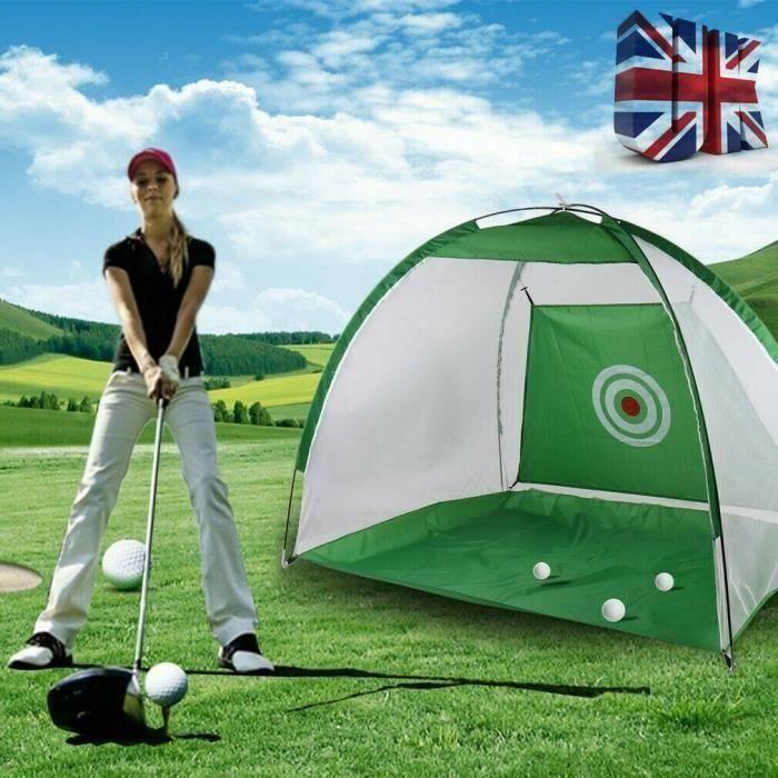 TEMPSA Filet Tente Golf Entraînement Formation Sport Vert