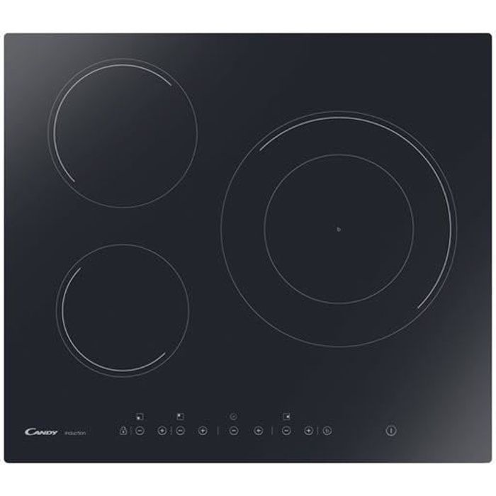 TABLE DE CUISSON INDUCTION CANDY