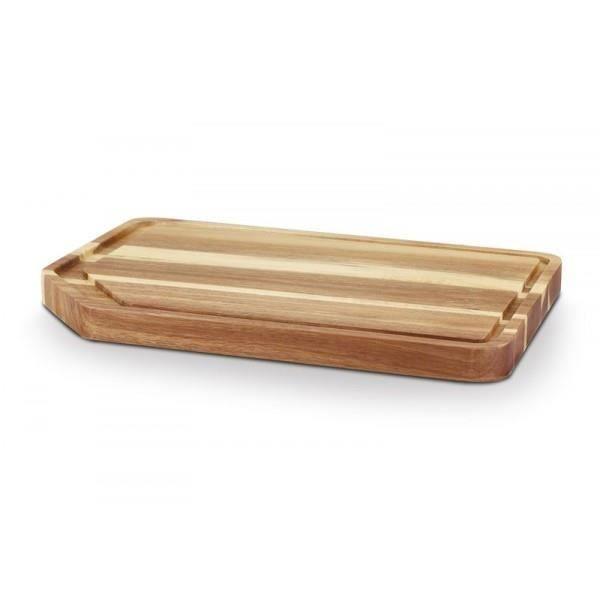 planche à découper 35x25x2.2cm bois acacia Nomad