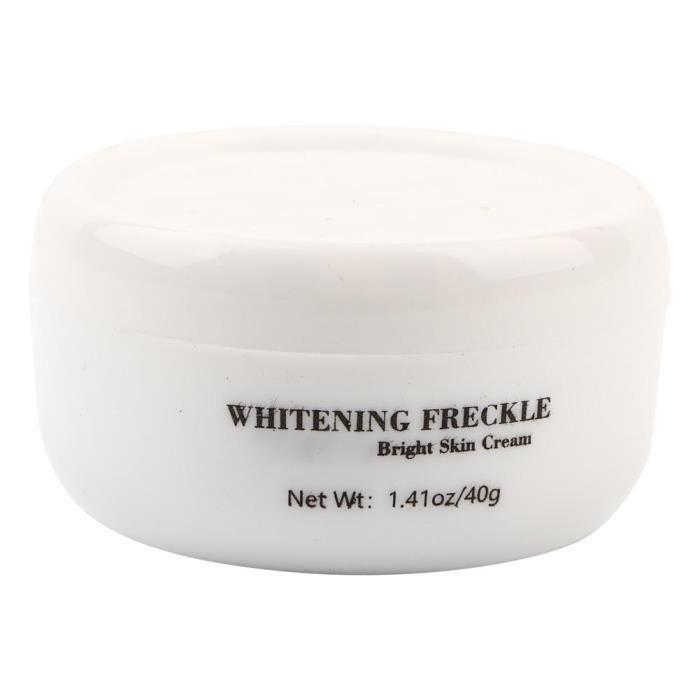 Drfeify crème de beauté Crème de soin du visage anti-âge dissolvant de taches brunes crème éclaircissante pour la peau