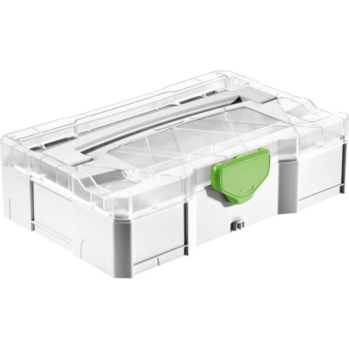Mini systainer T-Loc FESTOOL - Sys-mini 1TL TRA -203813