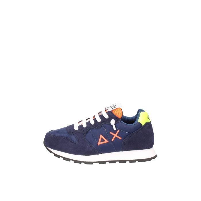 Sun68 Z30304 chaussures de tennis Enfant bleu