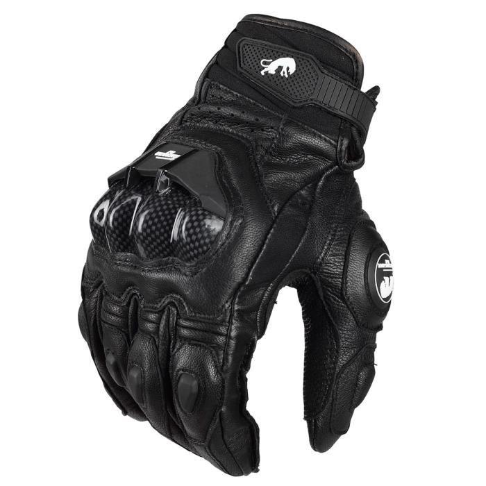 Gants de moto,Furygan AFS 6 Moto rcycle gants Moto course gants vélo vélo Moto rbike gants d'équitation guantes moto Luvas