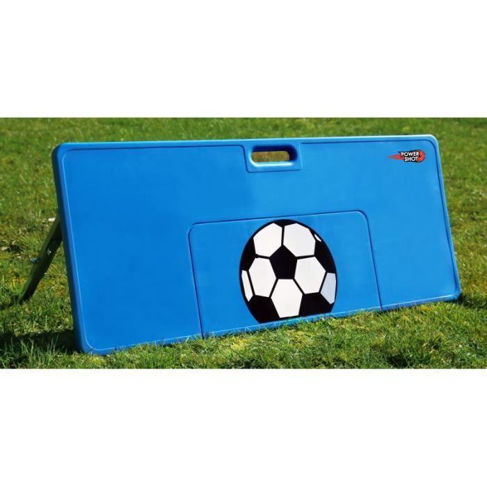 Planche de rebond pour entrainement football pour l'extérieur