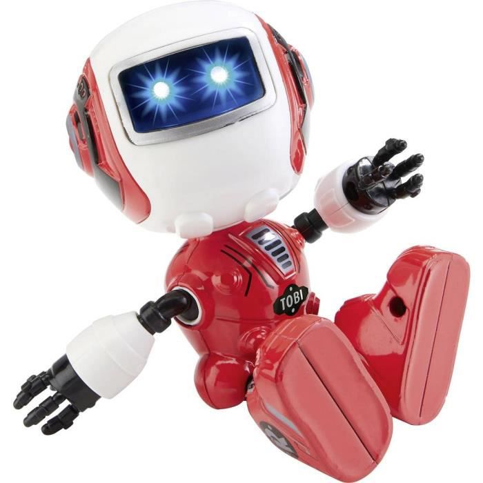 ROBOT MINIATURE - PERSONNAGE MINIATURE - ANIMAL ANIME MINIATURE - Robot jouet Revell Control Funky Bots TOBI 23397 1 pc(s)