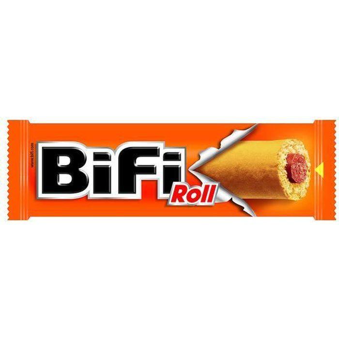 Bifi Roll Salami saucisse snack 24 x 50g